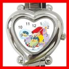 Salon Scissors Job Hobby Fun Italian Charm Wrist Watch 053