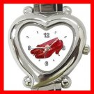 Wizard of Oz Ruby Slipper Italian Charm Wrist Watch 055