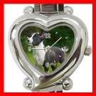Basenji Dog Pet Hobby Italian Charm Wrist Watch 059