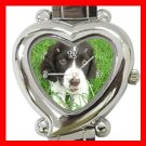 English Spring Spaniel Dog Pet Hobby Italian Charm Wrist Watch 069