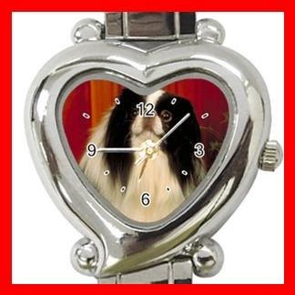 Japchin Dog Pet Hobby Italian Charm Wrist Watch 080