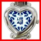 ALLAH GOD ISLAMIC Hobby Fun Heart Italian Charm Wrist Watch 144