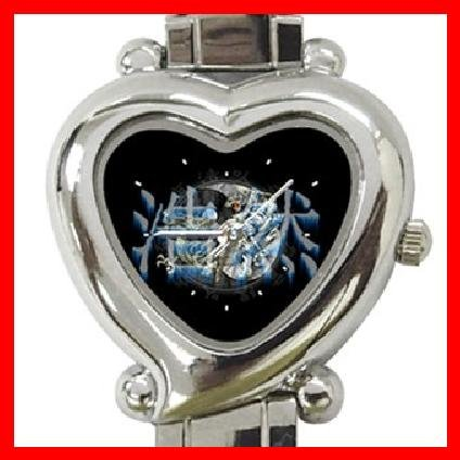 Tiger Dragon Yin Yang Heart Italian Charm Wrist Watch 149