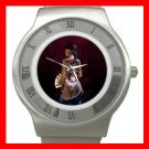 Asia Dragon Lady Myth Stainless Steel Wrist Watch Unisex 024
