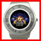 The Wiccan Rede Stainless Steel Wrist Watch Unisex 088