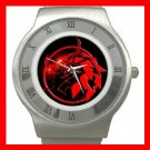 Dragon Myth Stainless Steel Wrist Watch Unisex 100