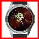 Red Dragon Myth Fantasy Metal Wrist Watch Unisex 015