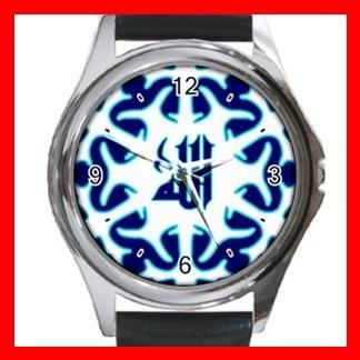 ALLAH GOD ISLAMIC Round Metal Wrist Watch Unisex 063