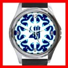 ALLAH GOD ISLAMIC Round Metal Wrist Watch Unisex 063