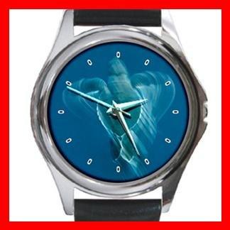 Sea Turtle Animal Round Metal Wrist Watch Unisex 067