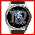 Virgo Zodiac Hobby Round Metal Wrist Watch Unisex 087