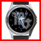 Scorpio Zodiac Hobby Round Metal Wrist Watch Unisex 092
