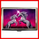 Unicorn Dance Myth Fantasy Fun Cigarette Money Case 033