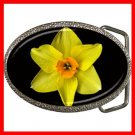 DAFFODIL Yellow Flower Cool Hobby Fun Belt Buckle 003