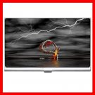 Red Dragon Water Myth Hobby Business Credit Card Case 47