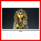 King Tut Tutenkh Egyptian Business Credit Card Case 60