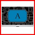 "Name Initials Letter ""A"" Hobby Business Credit Card Case 70"