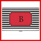 "Name Initials Letter ""B"" Hobby Business Credit Card Case 71"