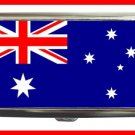 Australia Flag Nation Hobby Cigarette Money Case 053