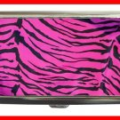 Pink Tiger Skin Print Hobby Cigarette Money Case 058