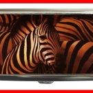 Zebra Grande Print Horse Hobby Cigarette Money Case 071