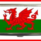 Welsh Flag Nation Hobby Cigarette Money Case 072