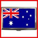 Australia Flag Nation Patriotic Hobby Cigarette Money Case 079
