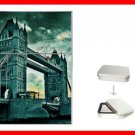 TOWER BRIDGE London Flip Top Lighter + Box New Gift 005