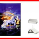 Unicorn Rainbow Fantasy Myth Hobby Flip Top Lighter + Box New Gift 029