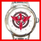 30 Seconds To Mars Rock Music Round Italian Charm Wrist Watch 605