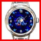 Eeyore Cool Round Italian Charm Wrist Watch 614