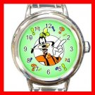 Cute Goofy Italian Charm Wrist Watch 620
