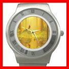 Princess And The Frog Kiss Stainless Steel Wrist Watch Unisex 185