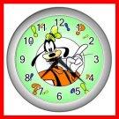 Cute Goofy Kids Wall/Decor Clock-Silver 007