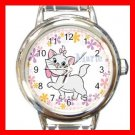 Aristocats Marie Cat Kids Italian Charm Wrist Watch 625