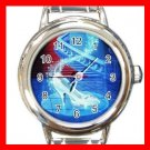 Magic Slipper Cinderella Italian Charm Wrist Watch 631