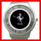 Ferrari Collectable Stainless Steel Wrist Watch Unisex 196
