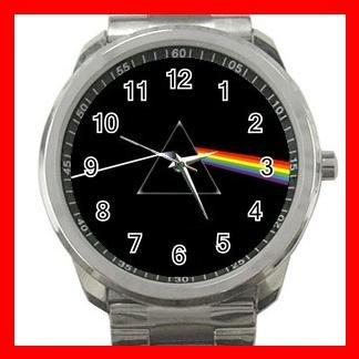 Pink Floyd Music Band Silvertone Sports Metal Watch 077