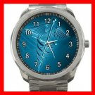 BLUE REGISTERED NURSE RN Silvertone Sports Metal Watch 184