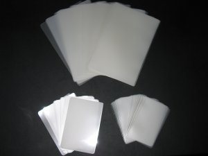 Laminating / Laminator Pouches Assortment Pack 5 MIL - Office Supplies