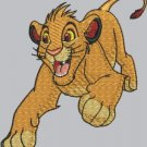 1812 Simba cartoon lion