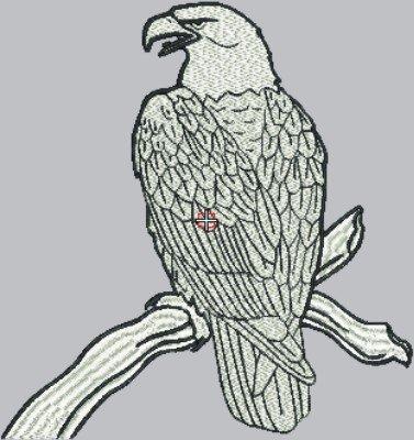 1814 eagle
