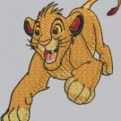 1812 Simba cartoon lion (DST)