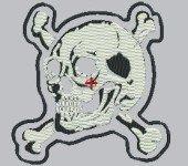 1792 Skull (DST)