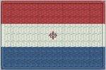 1820 Netherlands Flag