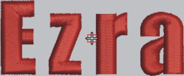 1830 Ezra Bible Name