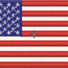 1828 USA Flag