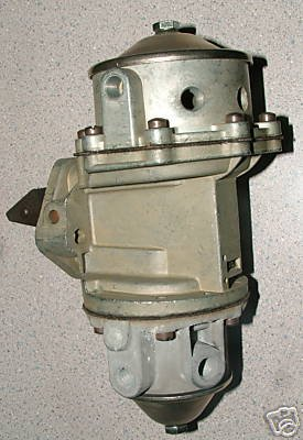 JEEP & WILLYS FUEL VACUUM  PUMP NEW 1959 1960 1961 1962 1963 1964 1965 1966