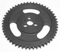 CHRYSLER DODGE PLYMOUTH 426 440 HI PO CAMSHAFT GEAR DUAL ROW 50 TOOTH
