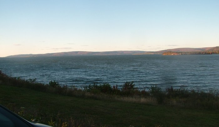 CAPE BRETON LAND 10 ACRES DEEDED LAKE AINSLIE ACCESS POWER CABLE PHONE ROADFRONT SUBDIVIDABLE